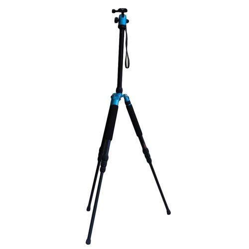 Blue PRO Aluminum Tripod with Ball Head -  - 1