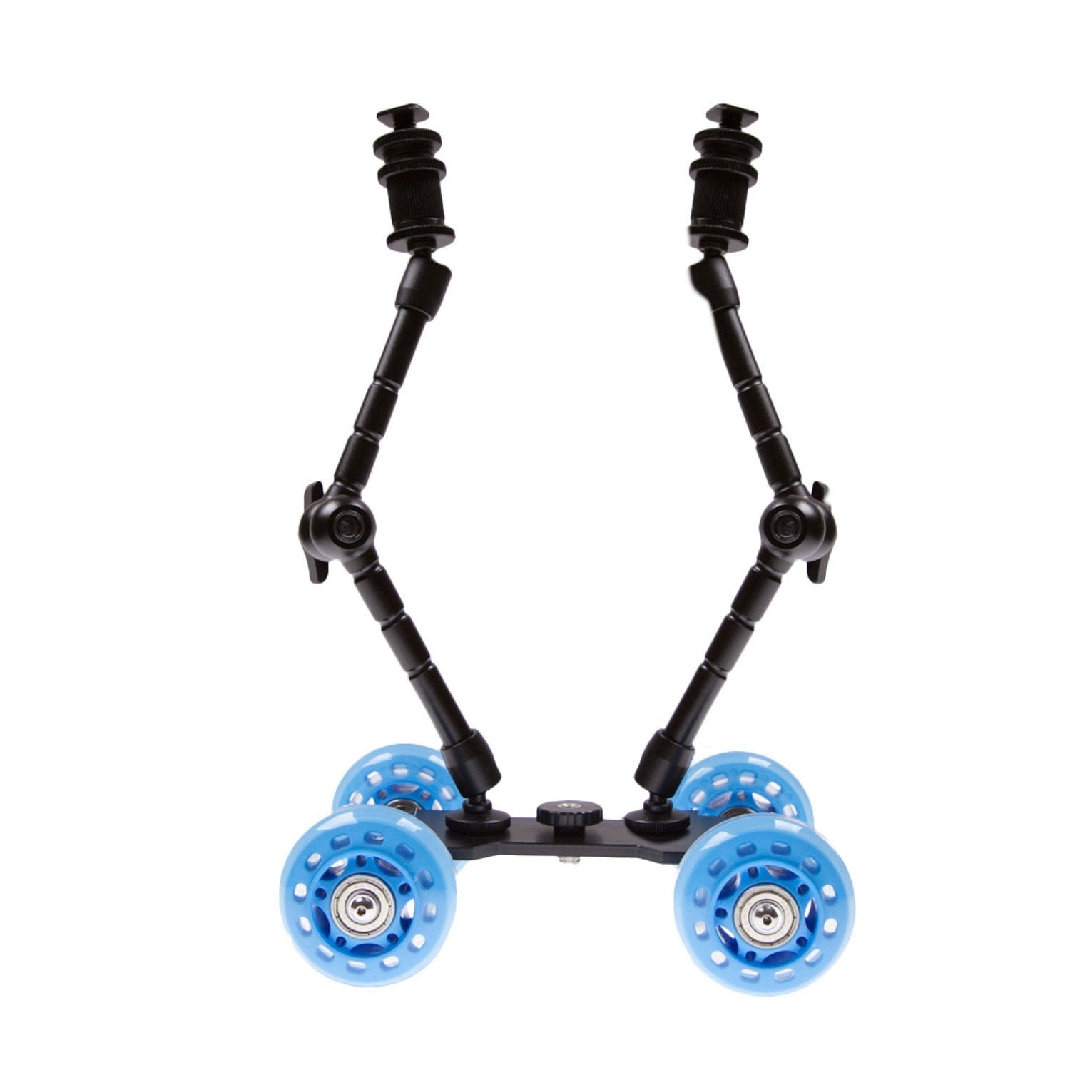 Skate Dolly for DSLR with Two Arms -