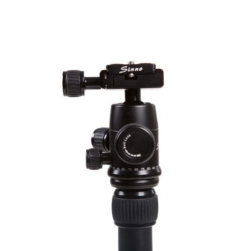 StudioPRO Black FX Aluminum Tripod with Ball Head -  - 3