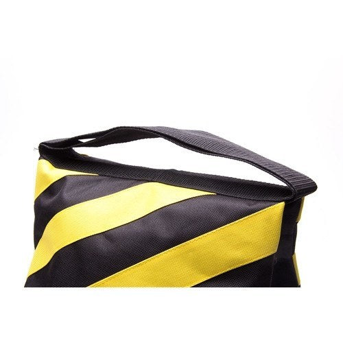 Two Photography Studio Stage Film Light Stand Sandbags - Yellow -  - 2