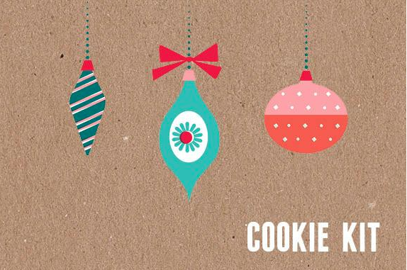 HOLIDAY COOKIE KIT