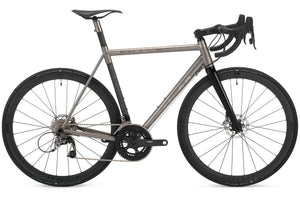 No. 22 Bikes Aurora Titanium Road Disc