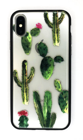 Iphone X - Cactus Design