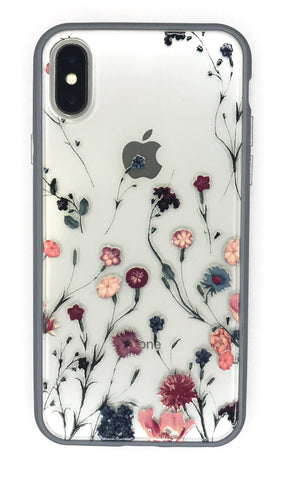 Iphone X - Flower Design