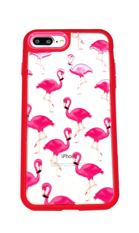 Iphone 7/8 Plus - Flamingos SnapBack