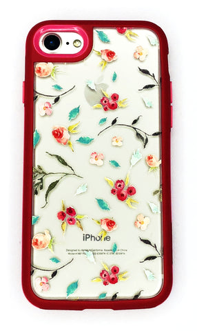 Iphone 7/8 - Flowers SnapBack