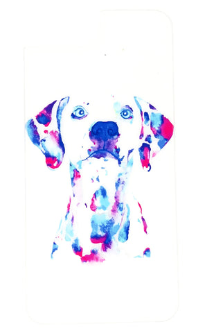 Iphone 7/8 Plus - Dog Watercolor Backplate