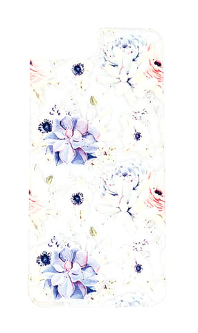 Iphone 7/8 Plus - Flowers Backplate