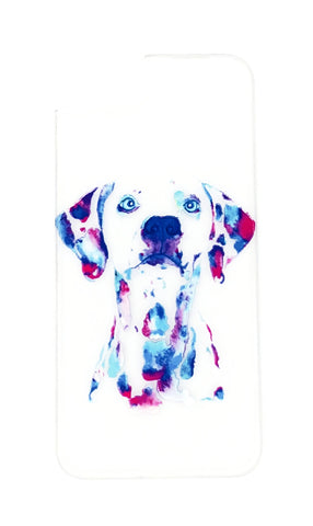 Iphone 7/8 - Dog Watercolor Backplate