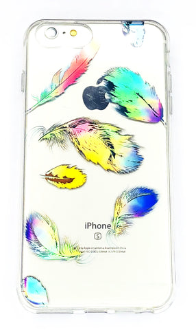 Iphone 6/7/8 Plus - Feathers Design
