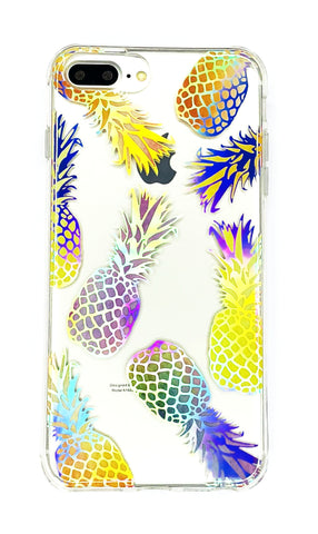 Iphone 6/7/8 Plus - Pineapple 2 Design