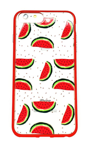 Iphone 6/7/8 Plus - Watermelon Slices Design