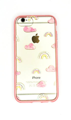 Iphone 6/7/8 - Cloud Rainbows Design