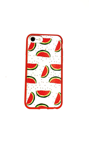 Iphone 6/7/8 - Watermelon Slices Design