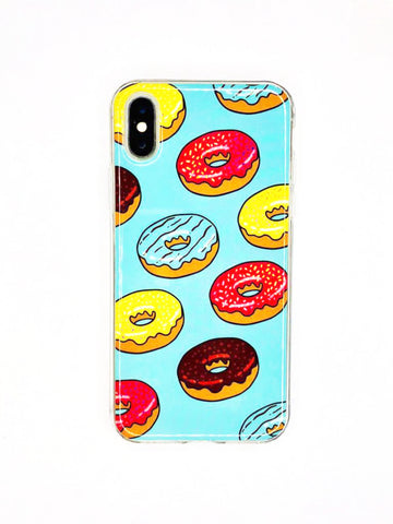 Iphone X - Donuts Design