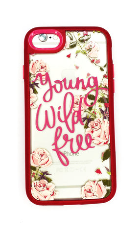 Iphone 7/8 - Young Wild Free SnapBack