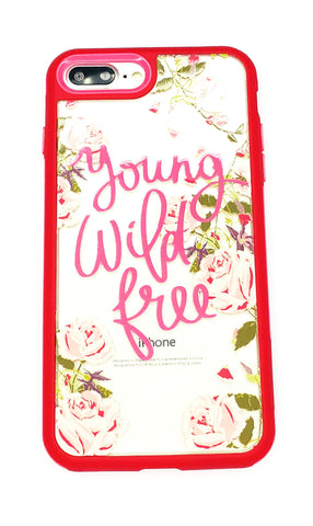 Iphone 7/8 Plus - Young Wild Free SnapBack