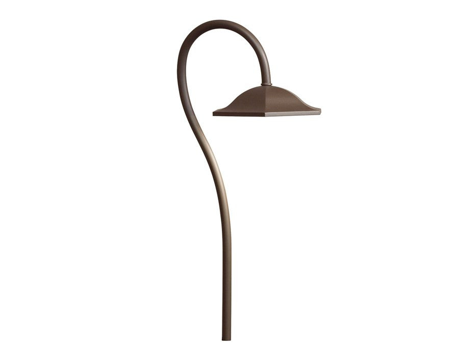 Kichler 15807 - LED Shepherd's Crook Path Light