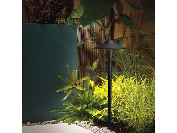Kichler 15810 - LED Dome Path Light