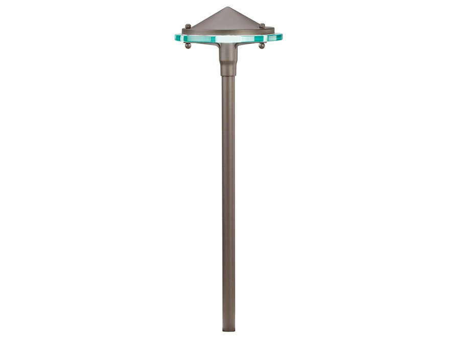 Kichler 15817 - LED Glass & Metal Path Light