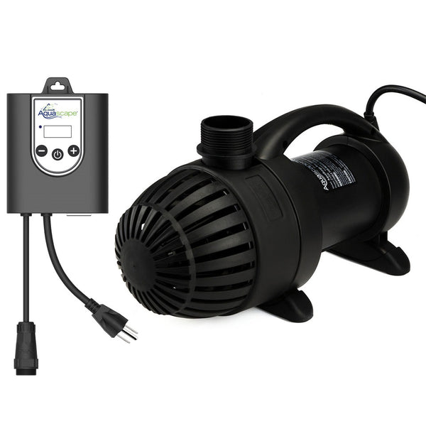 AquaSurge Pond Pumps & Accessories