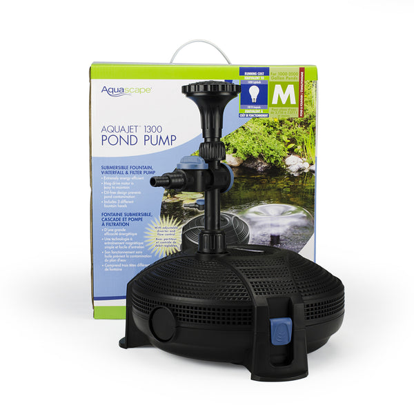 AquaJet Pond Pump