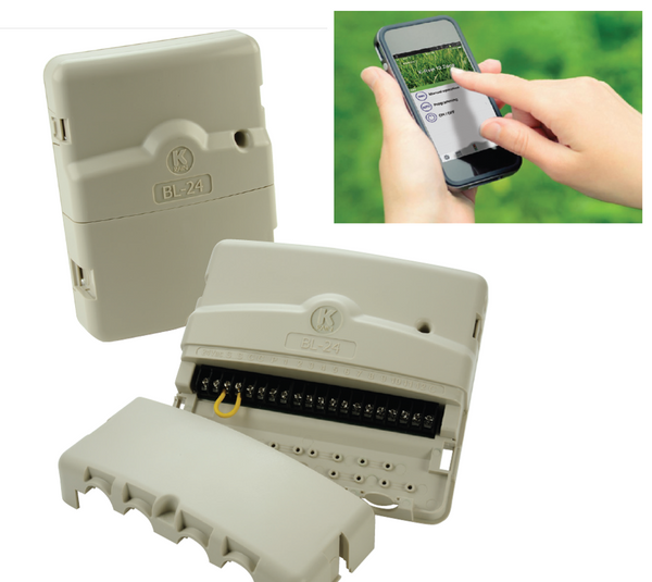 K-Rain Bluetooth Smart Irrigation Controller