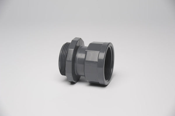 "Dura 1 1/2"" O-Ring MIPT x Swivel Adapter"