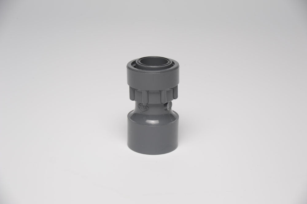 "Dura 1 1/2"" Slip x Swivel Adapter"