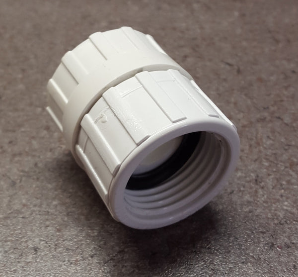 "Dura 3/4"" FHT x 3/4"" FIPT Swivel Coupler"