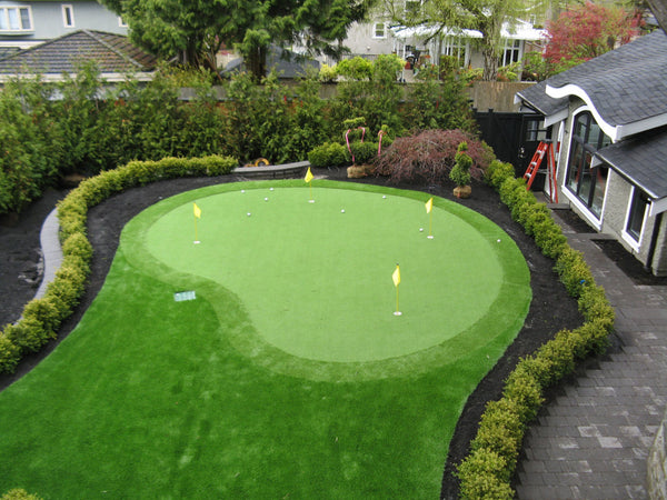20' x 13' Putting Green Kit with Fringe