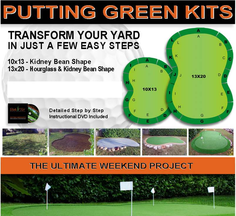 Putting Green Kits