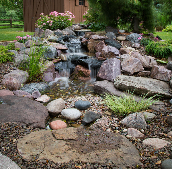 Professional Pondless Waterfall Kits