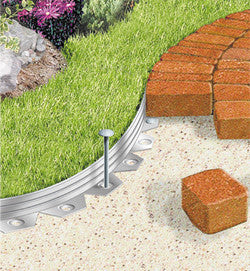 Aluminum Paver Edging