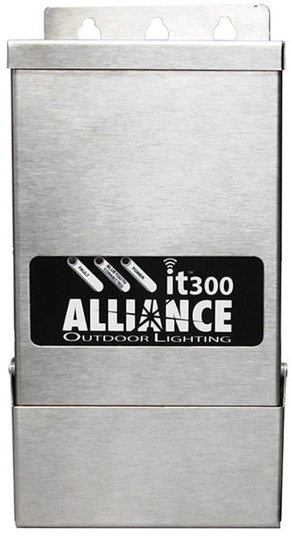 Alliance IT300 Bluetooth Ready Intelligent Transformer - 300 Watt
