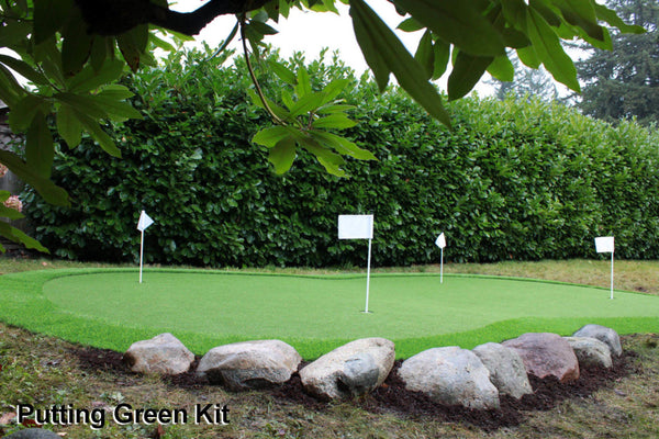 20' x 13' Putting Green Kit - No Fringe
