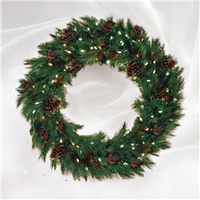 Holidynamics Mixed Noble Wreath