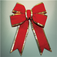 Holidynamics Red Bow