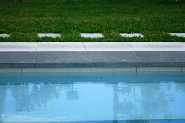 Oakville Stone - Straight Edge Pool Coping