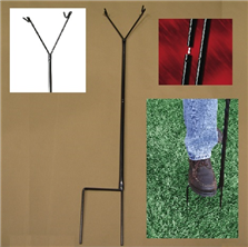Holidynamics Adjustable Y-Stake