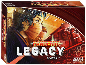 Staff Pick: Pandemic Legacy