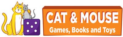 Cat & Mouse: Games, Books, and Toys