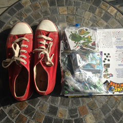King Of New York & Size 9 Sneakers