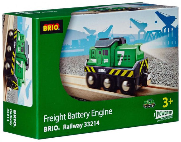Freight Battery Engine