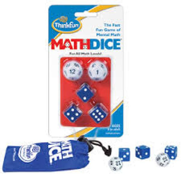 MathdiceContents