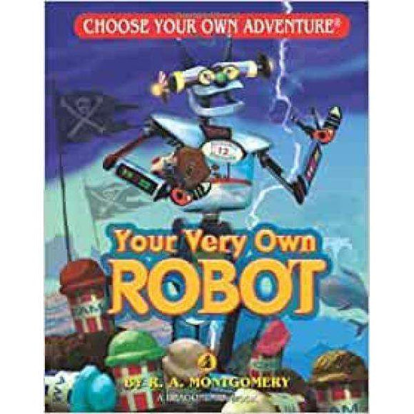 Choose Your Own Adventure Dragonlark - Your Very Own Robot