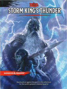 Dungeons & Dragons 5E: Storm King's Thunder