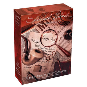 Sherlock Holmes Consulting Detective: Jack the Ripper & The West End Adventures
