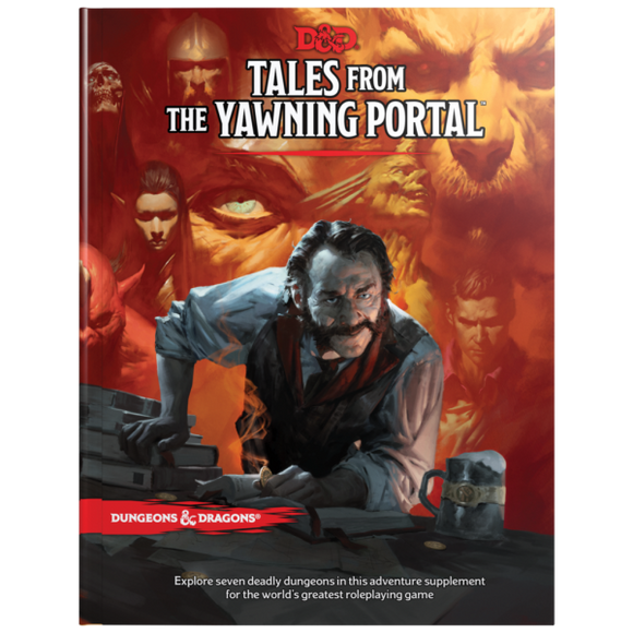 Dungeons & Dragons 5E: Tales from the Yawning Portal