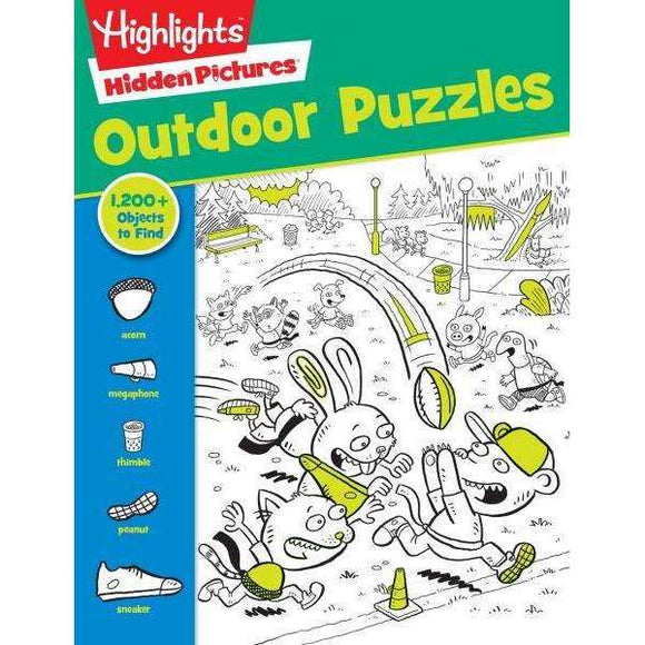 Highlights: Outdoor Puzzles
